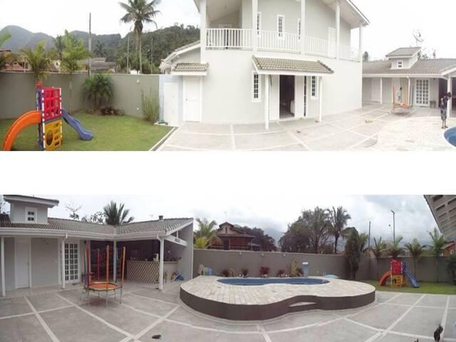 Casa praia da Mococa - condomínio Fechado