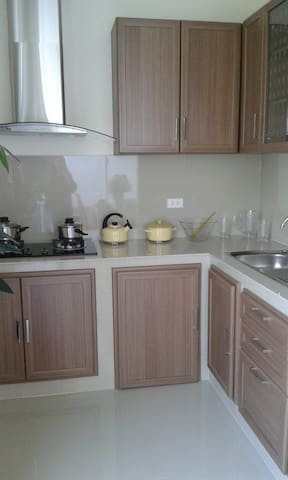 Sansuk Townhouse for rent and sale - Nong Prue - Casa