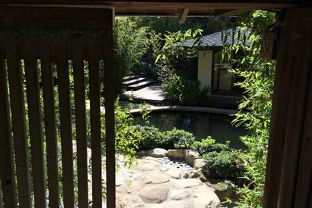 "Dusit Thani- ""A place near heaven"", Tea House - サンタバーバラ"