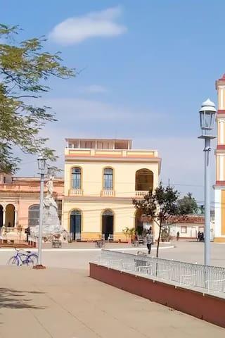 Villa  San Juan de los Remedios