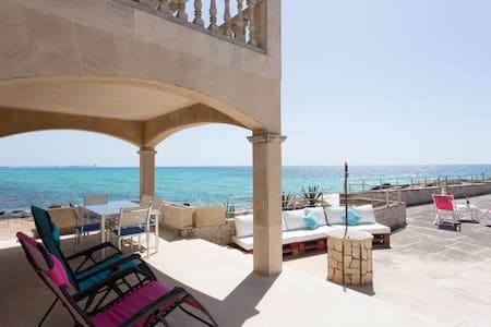 Casa con acceso directo al mar. - Ses Covetes - House