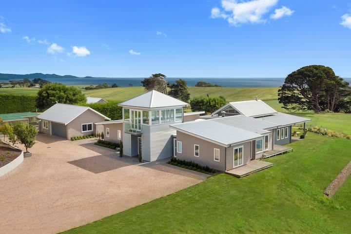 Table House on Table Cape on Bass Strait