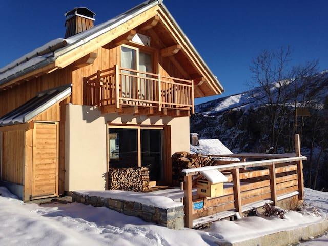 Luxury chalet 4*12p Savoie Valloire - Valloire - Chalé