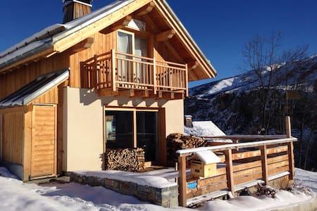 Luxury chalet 4*12p Savoie Valloire