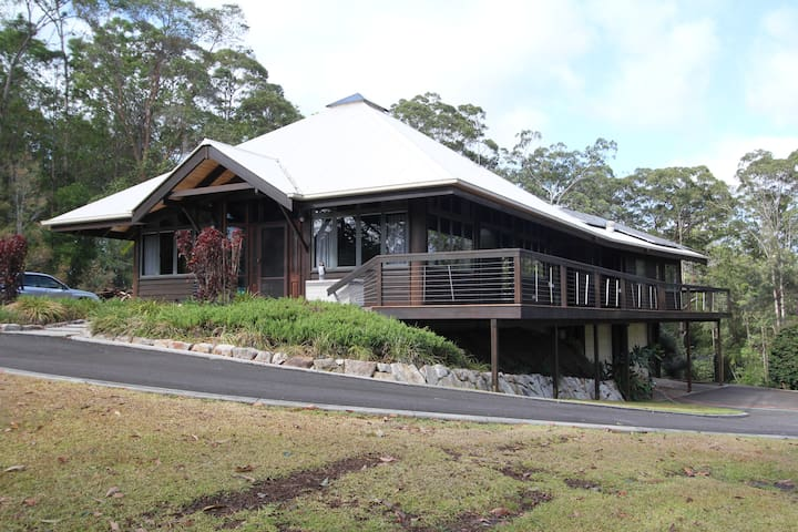 Country Retreat Sunshine Coast Hinterland - Peachester - Huis