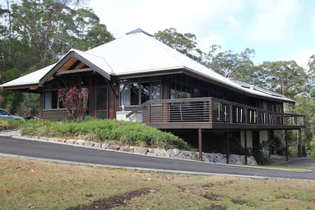 Country Retreat Sunshine Coast Hinterland - Peachester - บ้าน