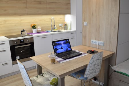 Cozy apartment in a quiet area of Prague - Praag