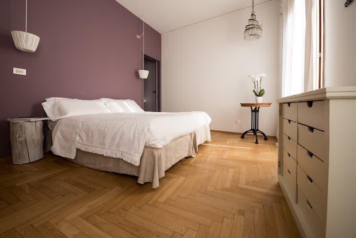 Un appartamento 'cosy' in pieno centro