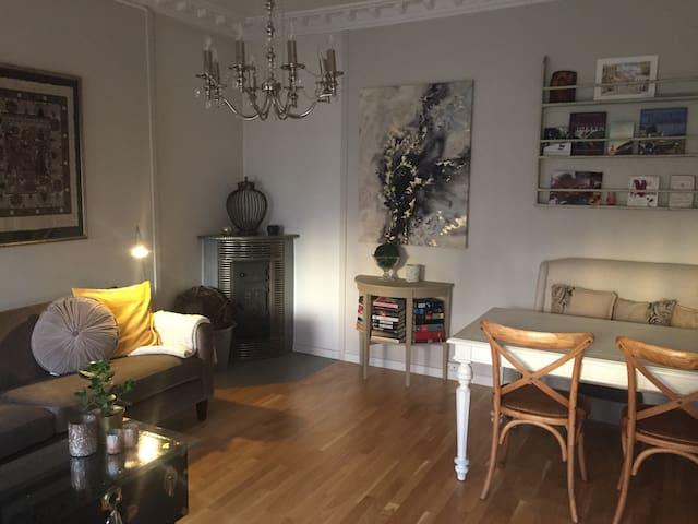 Charming apartment at Grünerløkka, Oslo