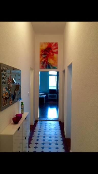 Eingangsbereich / Gentrance area