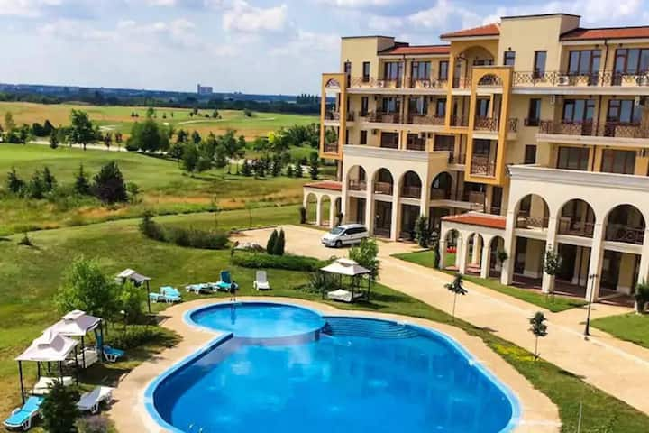 Holiday apartment - Lighthouse Golf & Spa Resort5*