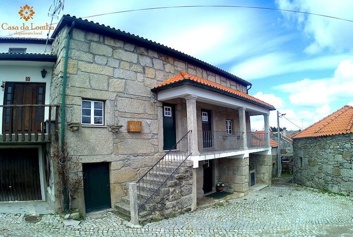 Casa da Lomba - Serra da Estrela