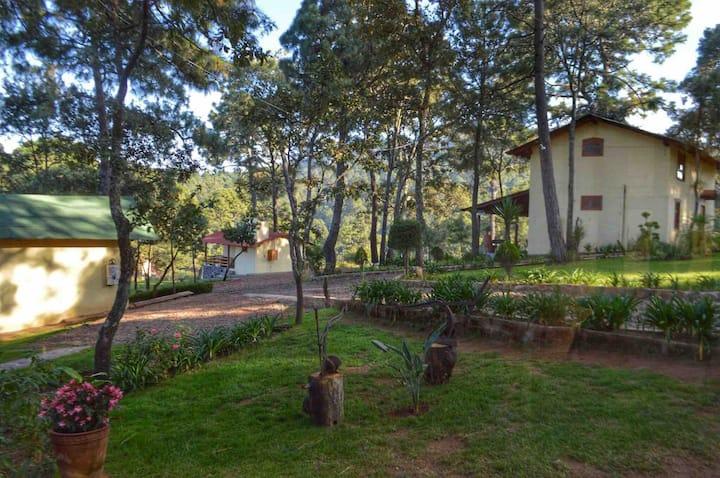 Cabaña Alcatraz 8 pers  villas Guízar Mazamitla