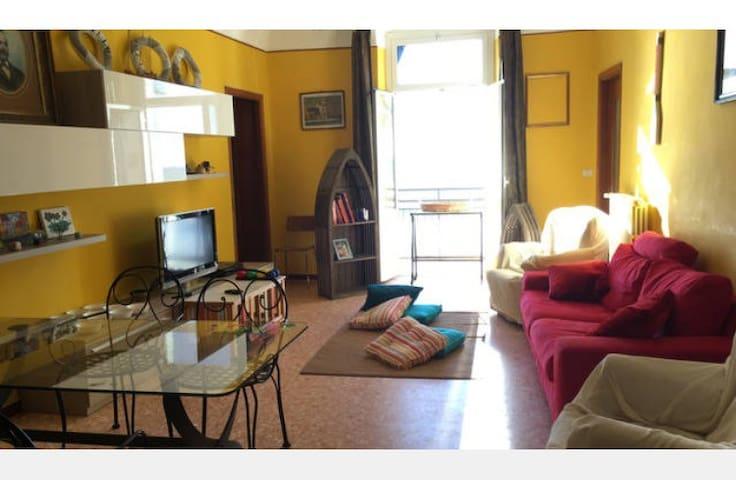 La casa di Olga - Riva Ligure - Huoneisto