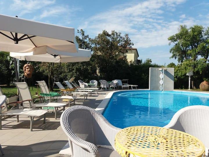 Relais Villa Roncuzzi - Junior Suite Astore