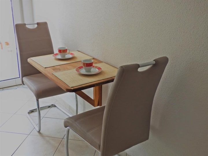 Studio Appartement mit Balkon Baska Voda, Makarska (AS-16517-b)