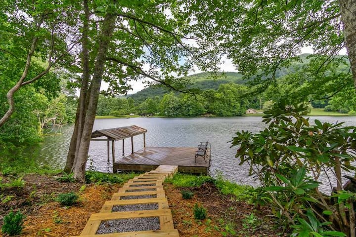 Lakefront Mountain - 1 Bedroom, 1 Bathroom