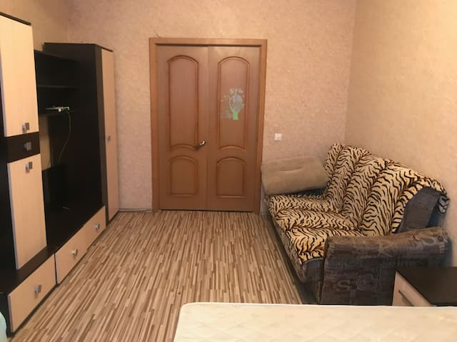 Grand 2-bedroom apartment with large kitchen