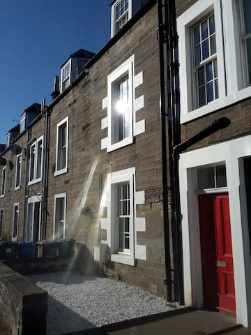 Charming One Bed Apartment Near Beach - Cellardyke - Appartement