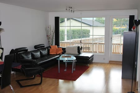 Quiet, cozy,centrally located, single private room - Drammen