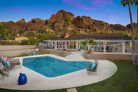 20% OFF SLEEP 20 6 BDR LUX RESORT HOME @ CAMEL MTN