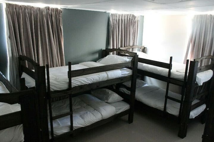 1 Bed in Male Dormitory (sleeps 8)