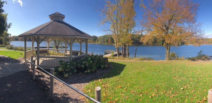 Scenic 'Up North' Feel in North Oakland County