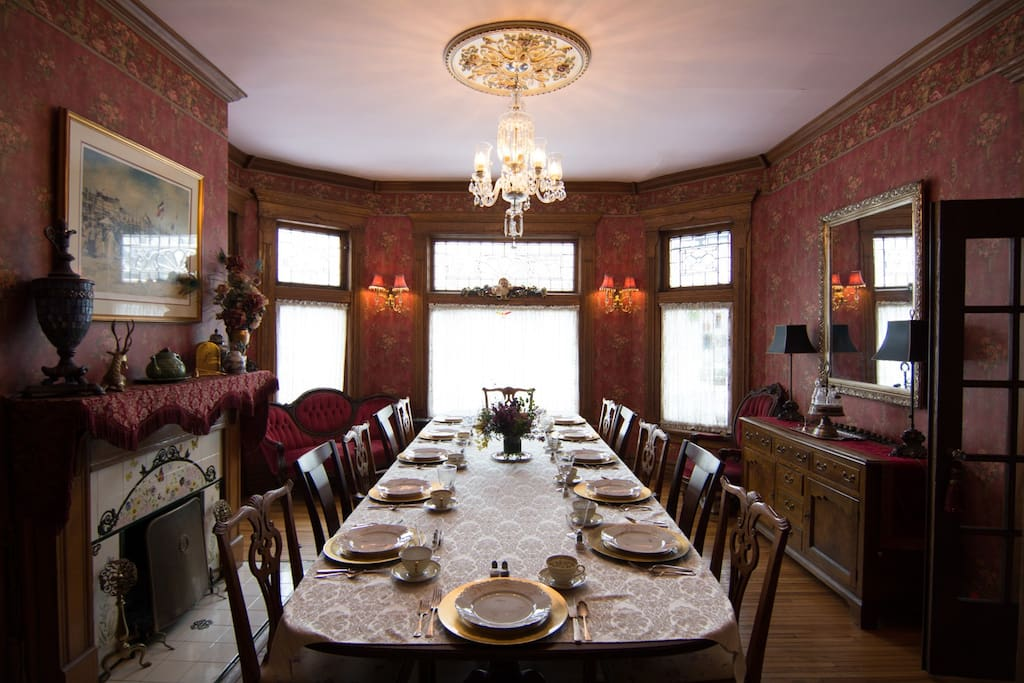 Harrison Bed And Breakfast Columbus