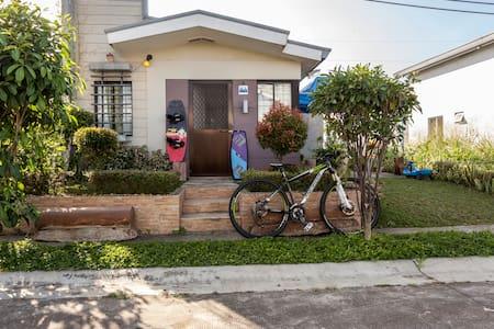 Wakeboarding/Biking house Nuvali - Santa Rosa