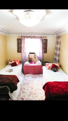 Another part of the house can be rented in case the group consists of more than two people