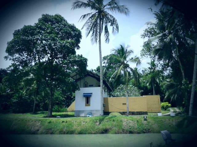 Lakeside Hybrid Villa