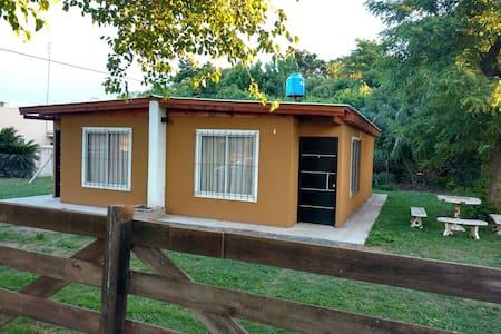"""Alojamiento Ranchos """"Paz y tranquilidad"""" 2."""