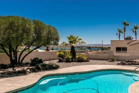 BEST Lake view around!! - Lake Havasu City - Haus