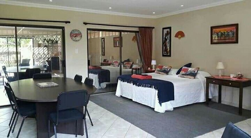 Safe, quiet Oasis in the heart of Midrand