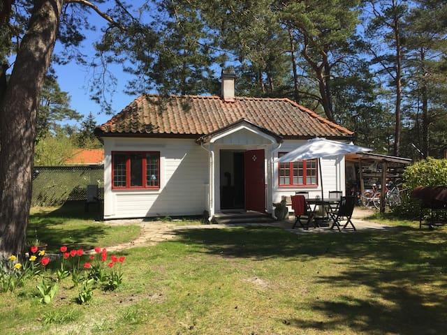 Stuga i Höllviken - Höllviken - Srub