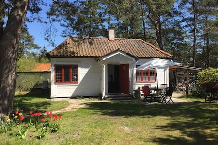Stuga i Höllviken - Höllviken - Cabanya