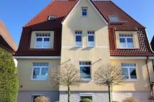 """Villa Topas - Ferienwohnung """"Seestern"""""""