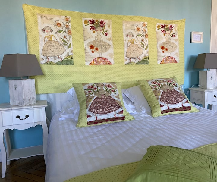 Apartment-Premium-Wet room-Mountain View
