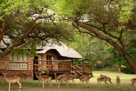 Kruger Park Lodge 3 Bedroom Chalet - Hazyview