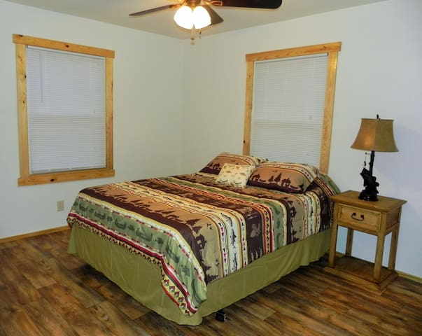 Lake Fork House Rental