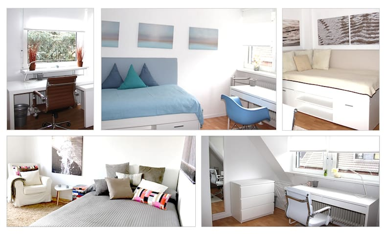 ApARTment for three guests - center located