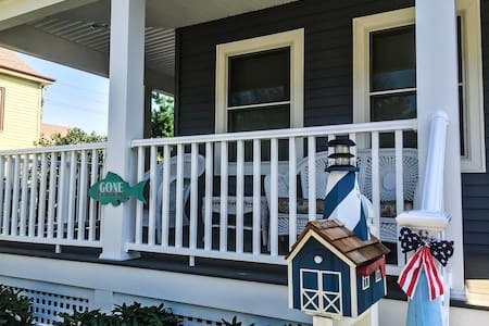 Bars, Restaurants, Beaches...all walking distance! - Greenport - Maison
