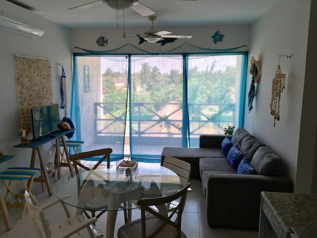 Small condo, all you need. Cute, Comfy, Functional - Progreso - Kondominium