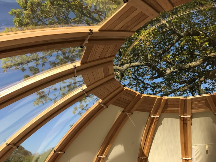 Rest at Oak Tree Dome- Dau