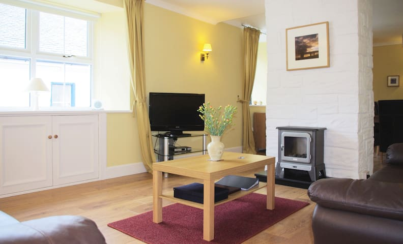 Large cottage/attached games room - North Ayrshire - Huis
