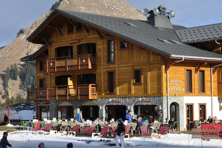 Amazing South-West Ski Apartment - Leilighet