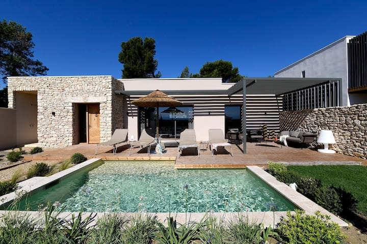Les loges en Provence - Villa « Garrigue »