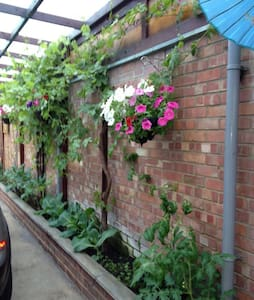 Large town house: double room and private bathroom - Peterborough - Rumah