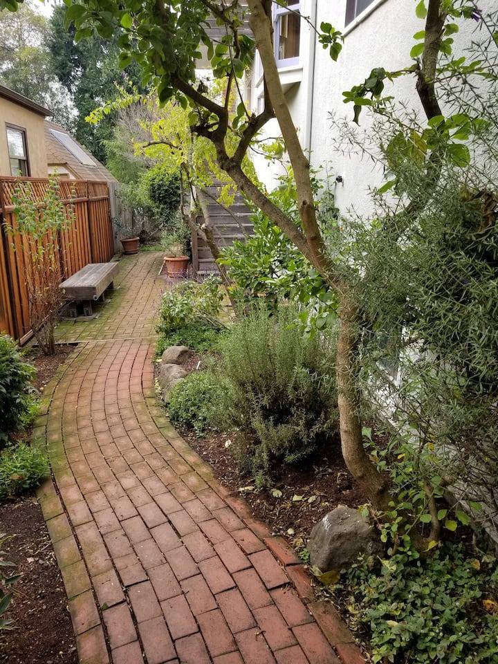 Beautiful  North Berkeley foothills home