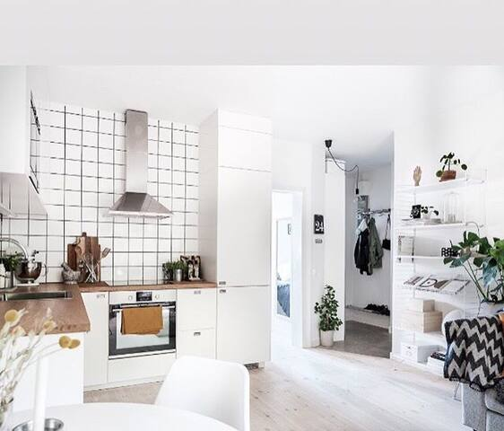 Two-room apartment, 17 min from Stockholm Central
